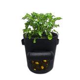 1/3pcs 26/38L Potato Grow Bag Vegetables Planter Bags Pot Growing Bags w/ Handle