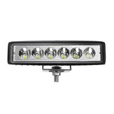 18W Mobil LED Spot Light Kerja Fog Lamp 6000K Putih IP65 Waterproof Untuk 12/24V Off-road Truck ATV Boat Truck