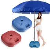 20L Weight Sand Bags Umbrella Base Stand Outdoor Sun Shelter Umbrella Fixed Sandbag For 18-32mm Parasol Pole