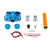 WORKER Mod Flywheel Update Kits For Nerf STF And CS-18 Toys Color Blue