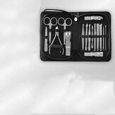 Junyu 16pcs nail clipper nail clipper set