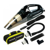 4000Pa 12V 120W Car Vacuum Cleaner Handheld Wet Dry Multi-function Portable Powerful Suction