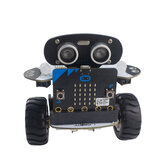 LOBOT DIY Micro:bit Programming Smart RC Robot Balance Car APP Control Educational Kit