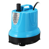 7/15/20/25/35/55/95W 220V Submersible Water Pump Fish Tank Aquarium for Pond Hydroponics Fountain