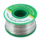 50g/100g 0.8/1.0mm Lead-Free Solder Wire With SGS Certificate Environmentally Friendly NO-Clean