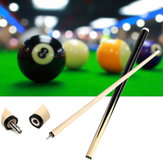 1 Pcs 48 pouces Court En Bois Piscine Billard Bâton Snooker Billard Cue Rack