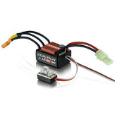 Hobbywing QuicRun WP-16BL30 Brushless Waterproof 30A Sensorless ESC For 1/16 1/18 Rc Car No.30110000