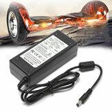 42V 2A Универсальное Батарея быстрое зарядное устройство для Hoverboard Smart Balance Wheel адаптер для электрического скутера зарядное устройство EU / US / A