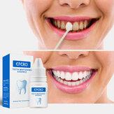 歯のホワイトニング液セット綿棒煙の染みを取り除くコーヒーの染み歯垢歯クリーナー