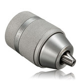 2-13mm 3/8-24UNF Keyless Drill Chuck or Removable 1/4 Inch Quick Change Shank