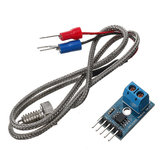 MAX31855 Module + K Type Thermocouple Sensor SPI Digital Signal For  UNO Mega Geekcreit for Arduino - products that work with official Arduino boards