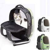 PETKIT Fresh Air Cat Go-out Bolsa Espaço portátil para animais de estimação Cabine para gatos Mochila transparente respirável para animais de estimação de