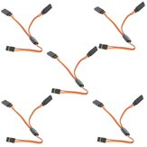5 STKS Amass 30 cm Y Servokabel Lead Splitter Voor JR Spektrum HITEC