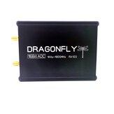 RX103 Yükseltilmiş LTC2208 SDR Alıcı Radyo 1KHz-1800MHz 16bit Örnekleme 32Mhz