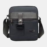 Men Fashion Casual Handbag Shoulder Bag Crossbody Bag