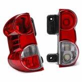 Левый / правый красный Авто Задний хвостовой фонарь Shell Brake Лампа Обложка для NISSAN NV200 2009-2013