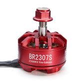 Racerstar 2307 BR2307S Yangın Basım 2500KV 2-4S Fırçasız Motor için X220 250 280 300 RC Drone FPV Yarış