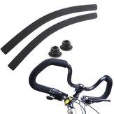 BIKIGHT Bicicletta Schiuma Butterfly Copertura Manubrio Con Spina Dull Polacco Maniglia Della Bici