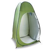 Tente extérieure portable instantanée Po Up Camping Douche Toilette Privac Vestiaire Vert Armée