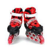 Kids Inline Skates Professional Single Row 4 Wheels Skating Shoes Children Adult