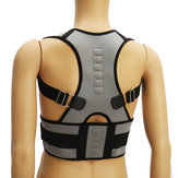Apoio traseiro ajustável Sport Back Corrector Lombar Shoulder Protection Pain Relief