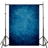 5x7ft Magic Dark Blue Mysterious Vinyl Hintergrund Fotografie Studio Foto Requisiten
