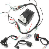 150cc 200cc 250cc kabelboom Loom spoel Regulator CDI voor ATV Quad