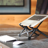NEXSTAND K2 Dudukan Laptop Portable Adjustable Eye-Level Ergonomis untuk Laptop Apple MacBook PC