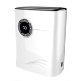42W 1200ml Portable Mini Negative Ion Dehumidifier Air Dryer Drying Moisture Timing Function for Home Office