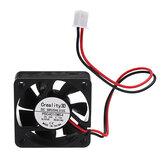 Creality 3D® 40 * 40 * 10 mm 24 V Hochgeschwindigkeits-Bürstenloser Gleichstromlüfter 4010 für den 3D-Drucker Ender-3
