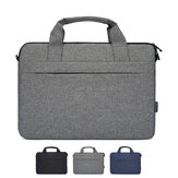 Bussiness À Prova D 'Água Durável Laptop Bolsa Tablet Bolsa Organizador Digital do Produto Para 13 polegadas 14 polegadas 15.6 polegadas Laptop Notebook Tablet PC para iPad Macbook
