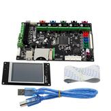 MKS-Robin STM32メインボードARMコントローラボード+ MK2 FFCライン&USBケーブル付き3Dプリンタ用Robin TFT3.2inch Colorfulタッチスクリーン