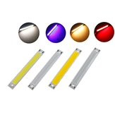 5pcs 1W 3W LED COB Lamp Chip Module Bar Strip 60x8mm for DIY Light Source DC2-2.6V / DC3-3.7V