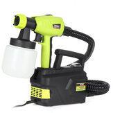 550W 220v-240v Handheld Electric Portable Paint Sprayer 800ML 3-Ways Nozzle