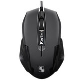 RAYS 306 Wired Game Mouse 1200DPI USB Wired Gaming Gatos Ratos para computador de mesa Laptop PC