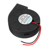5015 24V Cooling Turbo Fan Brushless Extruder DC Cooler Blower Black Plastic Fan For Reprap 3D Printer
