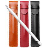 Pencil PU Leather Case Cover Touch Stylus Pen Protect Pouch Bag For Tablet Laptop Stylus Bag