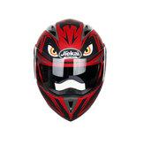 JIEKAI JK105 casque de moto rabattable casque dévoilé avec Double lentille vélo électrique hommes anti-buée toutes saisons casques