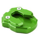 Motocykl ploché nohy boční stojan rozšíření Pad Zvětšit kolíky vhodné pro YAMAHA NMAX155 XMAX155