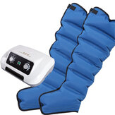 6 Air Chambers Leg Compression Massager Arm Waist Calf Relaxed Circulation Pressure Massage Electric Massager