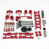 Original              Wltoys 144001 124019 124018 Upgraded Metal Parts Set RC Car Parts