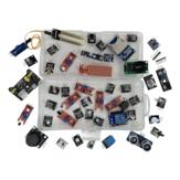 37 In 1/45 In 1 Sensor Kits Ultimate Starter Kit For Arduino Raspberry Pi Beginner Learning Sensor Module Suit with Plastic Case
