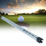 5.5x98cm 1 szt. Outdoor Aluminium Piłka golfowa Picker Sports Practice Shagger Pick up Tube Retriever