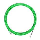 4mm*30m POM Push Puller Cable Duct Snake Rodder Fish Tape Steel Wire