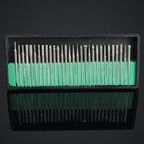 30Pcs Chiodo Electric File Set di punte per trapano con codolo