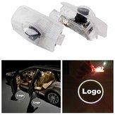 LED Porta do carro logotipo bem-vindo fantasma sombra de luz laser lâmpada de projetor para Lexus RX300 IS250