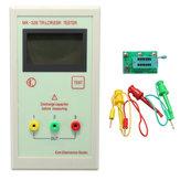 DANIU MK-328 Transistor Tester Kondensator ESR Induktivitätsmessgerät LCR NPN PNP MOS