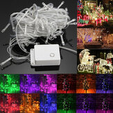 10M 100LED Fairy String Christmas Light Outdoor Waterproof Wedding Holiday Party Lamp EU Plug