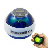 Odometer Booster Power LED Wrist Ball Grip Round Force Ball 7 cores