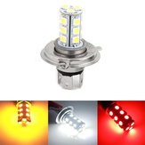 H4 5050 SMD 18LEDs Car White LED Fog Light Bulb